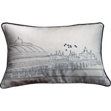 Pier Embroidered Cushion