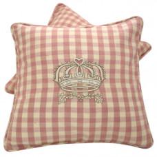 Swedish Crown Hand-embroidered
