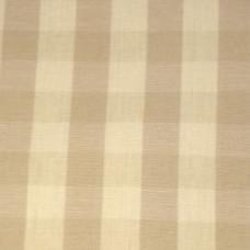 Classic Beige Gingham Fabric