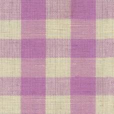 Lavender Gingham Fabric