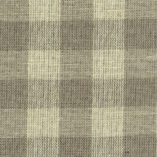 Mauve Taupe/Grey Gingham Fabric